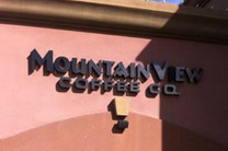 Mountain View Cofee Co, Fountain Hills, AZ